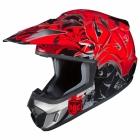 HJC ヘルメット CS-MXII GRAFFED【グラフド】