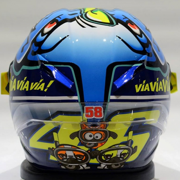 AGV PISTA GP MISANO 2015 LIMITED EDITION