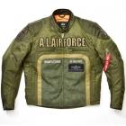 ALVA-1602W M.I.L ライダースジャケット