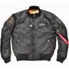 ◆送料無料◆レディース ALVA-1611W M/C MA-1 ジャケット