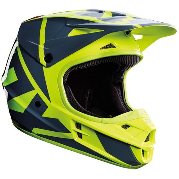 FOX RACING 2017年モデル V1 レース ヘルメット 【RACE】