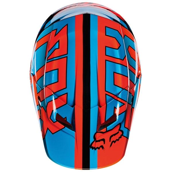 FOX RACING 2017年モデル V1 ファルコン ヘルメット 【FALCON】