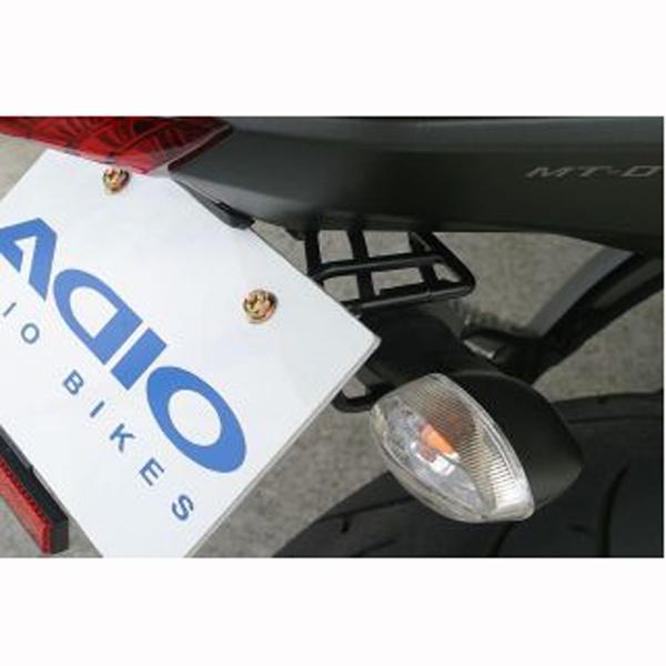 ADIO フェンダーレスキット