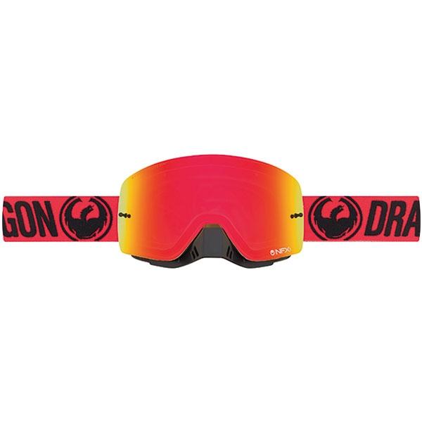 DRAGON NFXS ゴーグル BREAK RED(ブレイクレッド)