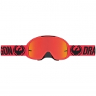 DRAGON MDX2 ゴーグル BREAK RED(ブレイクレッド)