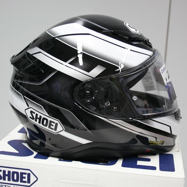 SHOEI ヘルメット 【ウェブショップ限定特価】Z-7 MYSTIFY[ミスティファイ] 61cm(XL)サイズ