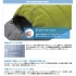 LOGOS マミー型シュラフ - 丸洗いアリーバ -2