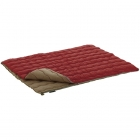LOGOS 封筒型シュラフ - 2in1 Wサイズ丸洗い寝袋 0
