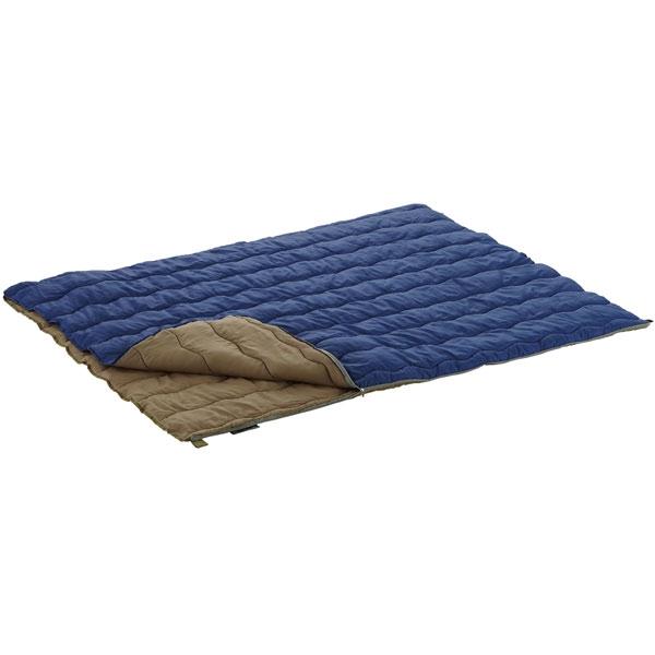 LOGOS 封筒型シュラフ - 2in1 Wサイズ丸洗い寝袋 10