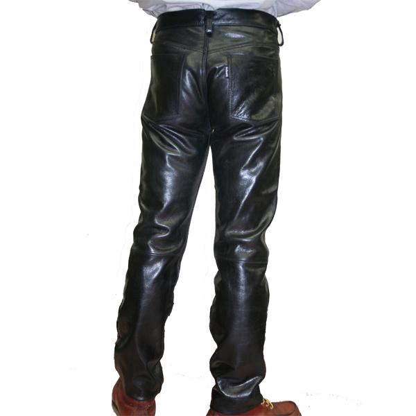 SCHOTT 【webショップ限定特価】LEATHER PANTS