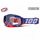 100% 16FA RACECRAFT ゴーグル REPUBLIC