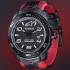 alpinestars TECH WATCH 3H LEATHER STRAP