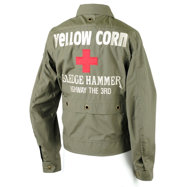 Yellow Corn YB-7100 YC TEXTILE JACKET