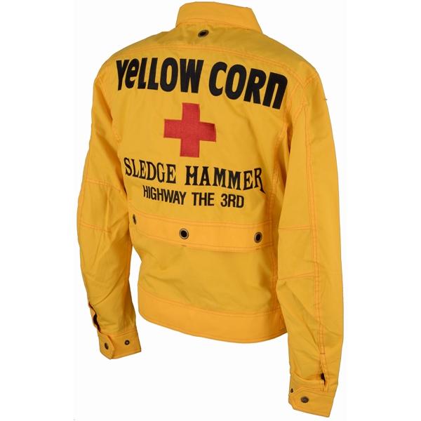 Yellow Corn YB-7100 YC TEXTILE JACKET