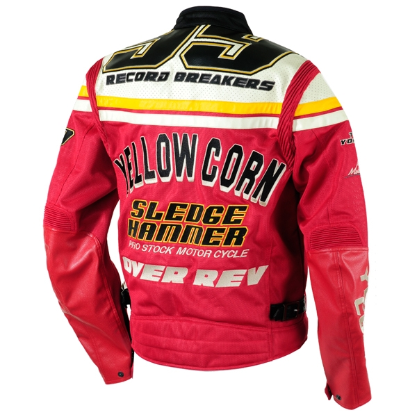 Yellow Corn BB-7104 SLEDGHAMMER MESH JACKET