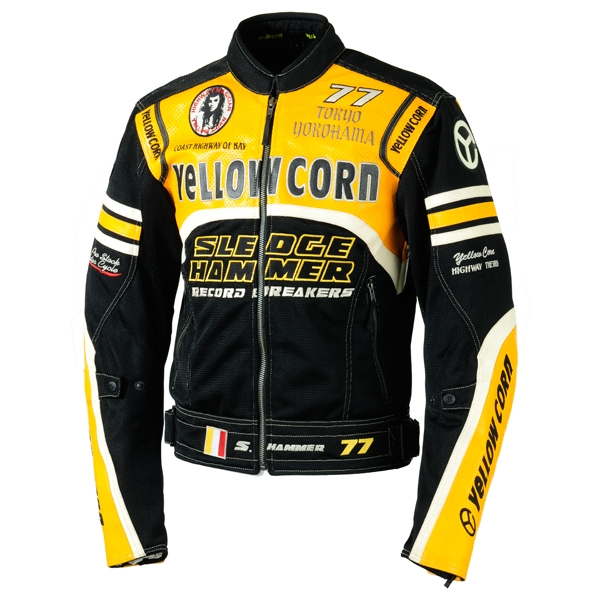 Yellow Corn BB-7107 SLEDGHAMMER MESH JACKET