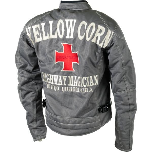 Yellow Corn YB-7143 HIGHWAYMAGICIAN MESH JACKET
