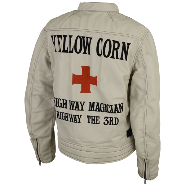 Yellow Corn YB-7124 MESH JACKET