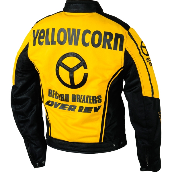 Yellow Corn BB-7138 30th MESH JACKET