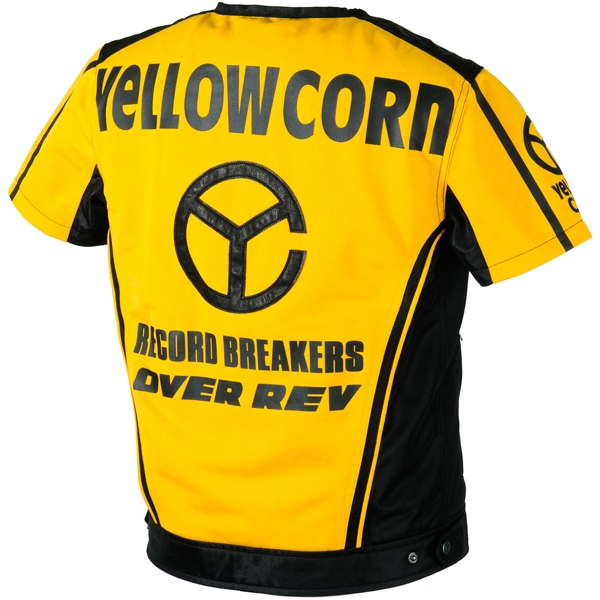 Yellow Corn BB-7137T 30th MESH T-SHIRT