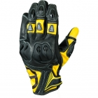 Yellow Corn YG-704 MESH LEATHR GLOVES