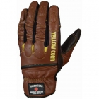 Yellow Corn YG-711L LEATHER LADIES GLOVES