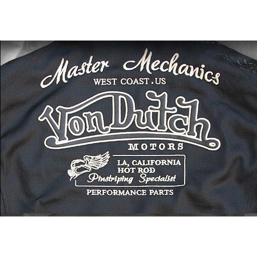 Von Dutch VonDutch メッシュジャケット