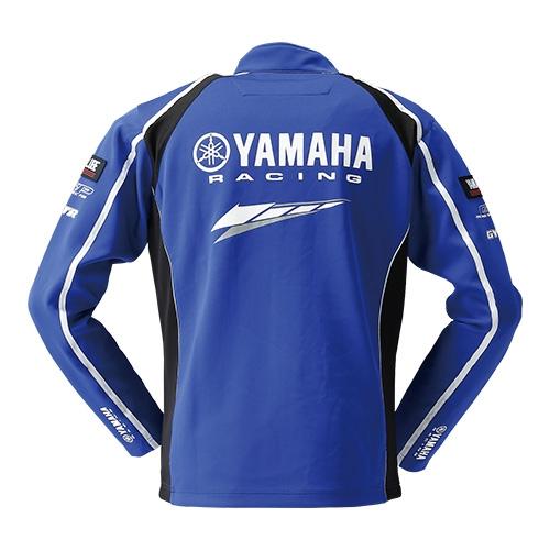 Y'S GEAR YRE12 ヤマハレーシング フリースジャケット