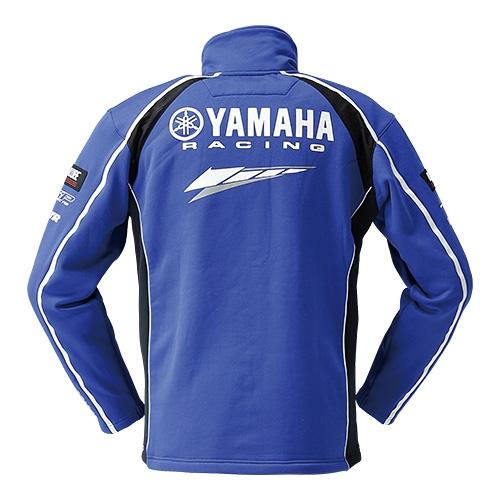 Y'S GEAR レディース YRE13 ヤマハレーシング トラックブルゾン