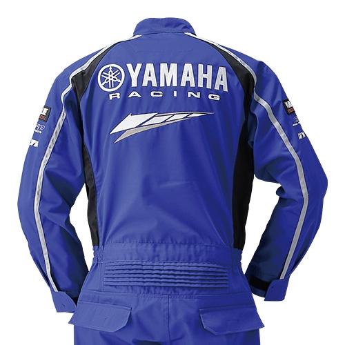 Y'S GEAR YRM12 ヤマハレーシング ワーキングスーツ