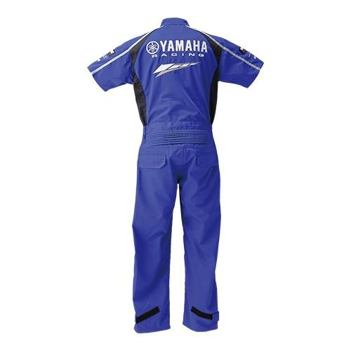 Y'S GEAR YRM13 ヤマハレーシング ショートスリーブ ワーキングスーツ