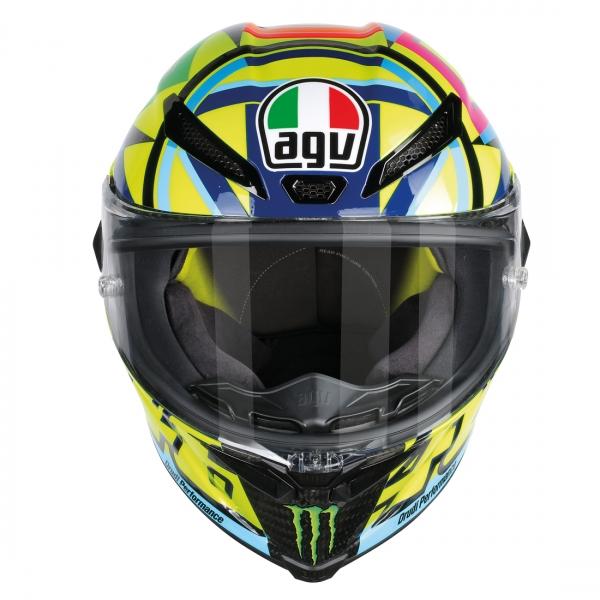 AGV PISTA GP R   SOLELUNA 2016【ピスタGP R ソレルナ】
