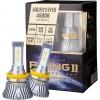SPHERE LIGHT 日本製 LEDヘッドライト RIZING2 H8/H9/H11/H16  4500K【4輪用】