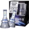 SPHERE LIGHT 日本製 LEDヘッドライト RIZING2 HB3/HB4/HIR2  6000K【4輪用】