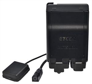 バイク用ETC2.0車載器「MSC-BE700」