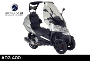 ADIVA試乗車両AD3 400