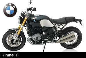 BMW試乗車両RnineT