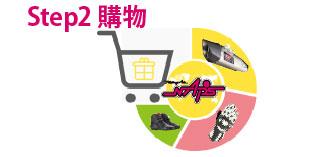 Step2 購物