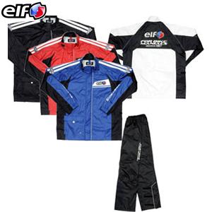 エルフ ELR-5291 レインスーツ