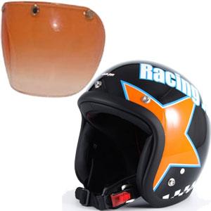 72JAM シールド付きジェットヘルメット WINNER